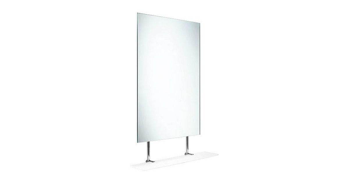 spiegel tablet lineabeta afrodite chroom. Black Bedroom Furniture Sets. Home Design Ideas