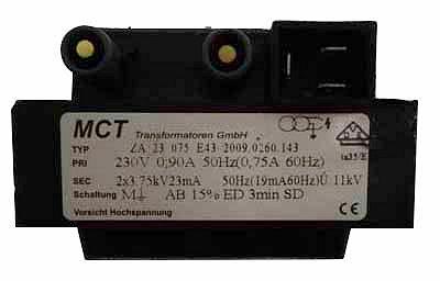 TRANSFO ACV V.OLIE BRANDER BM/R