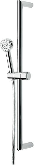 DOUCHE SET ALESSI ORAS CHROOM VOLLEDIG