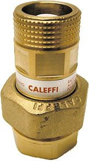 "AUTO.AFSLUITKLEP V.VAT CALEFFI 3/4"""