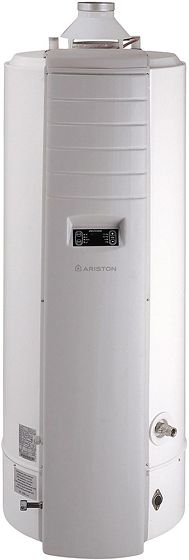 BOIL.GAZ OPTIMA ARISTON 110L CHEMINEE