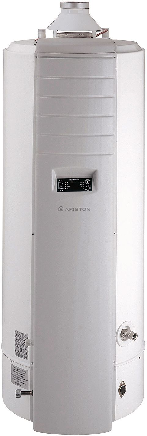 BOIL.GAZ OPTIMA ARISTON 185L CHEMINEE