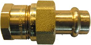 "PROFIPRESS RACCORD UNION 1/2""F-18MM"