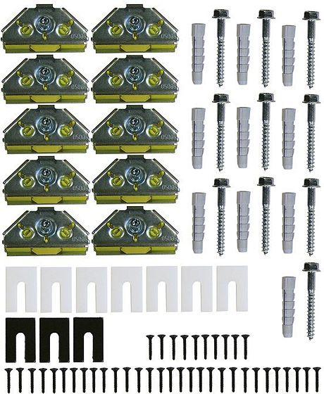 VIEGA STEPTEC PAKKET 1M2