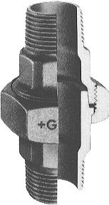GAZ RACCORD UNION GF MM NR 344 3/4""