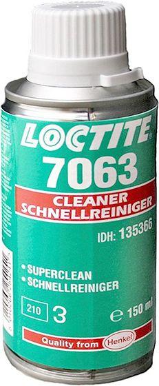 UNIV.CLEANER AEROSOL LOCTITE 7063 150ML