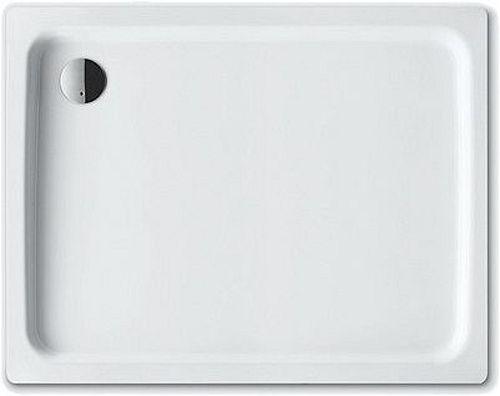 TUB ACIER DUSCHPLAN KAL.90-90-6,5 BLANC