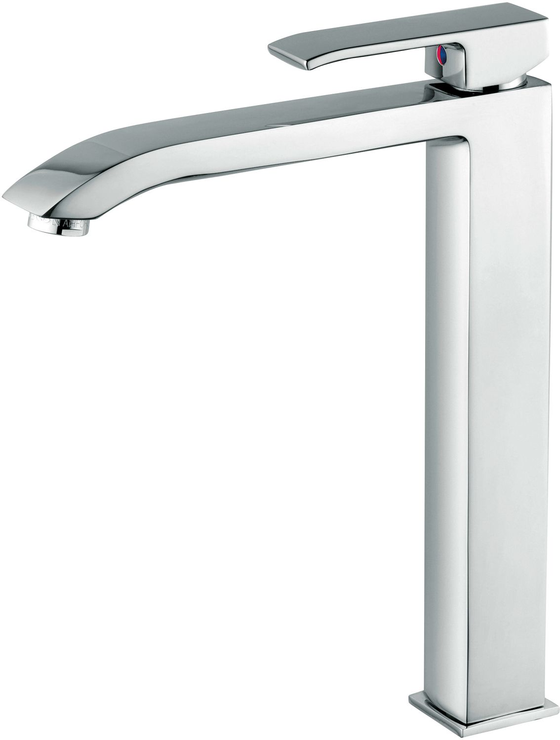 MITIGEUR LAVABO LEVEL SURELEVE CHROME