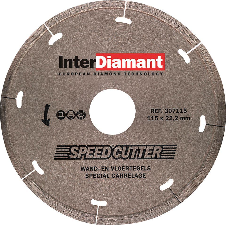 DISQ.DIAMANT SPEEDCUTTER R 115x1,2x22,2