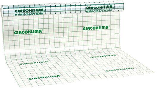 RASTER VLOERVERWARMING GIACOMINI 91,5M²