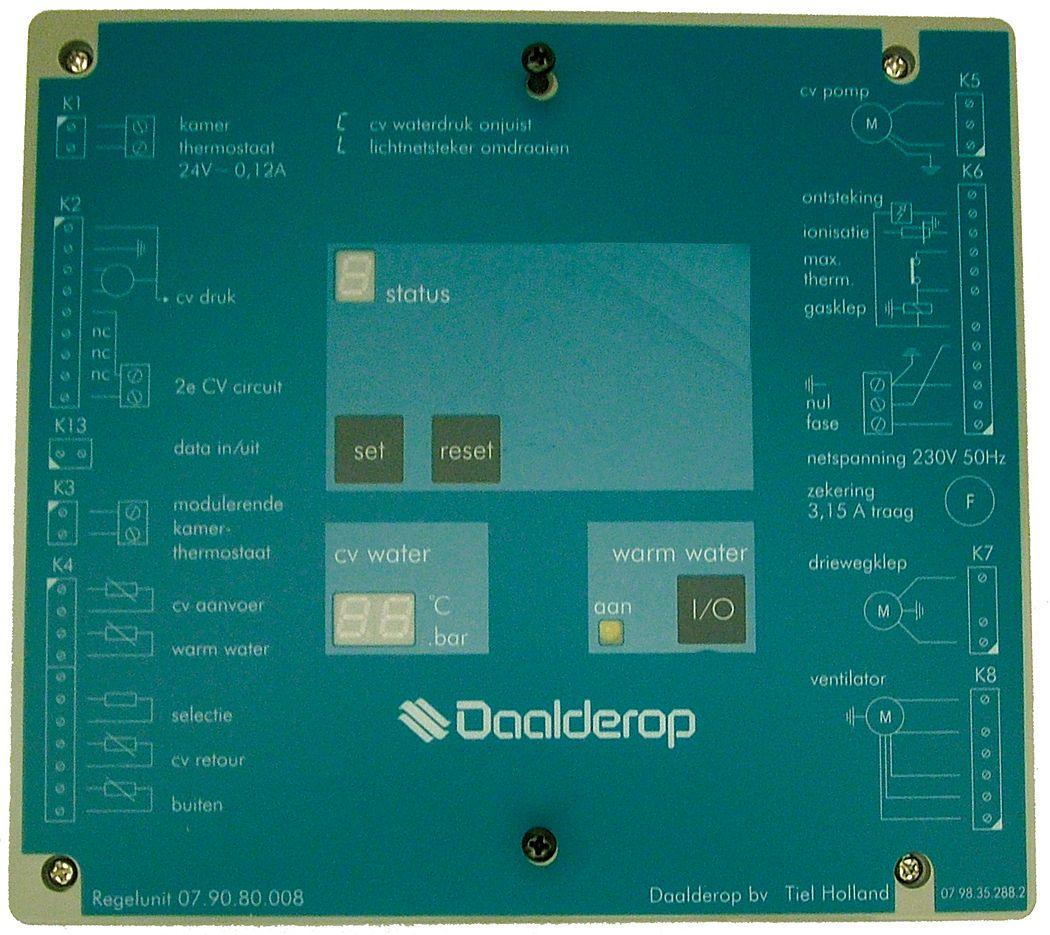 PRINT DAALDEROP COMBI BC/CCL/CF