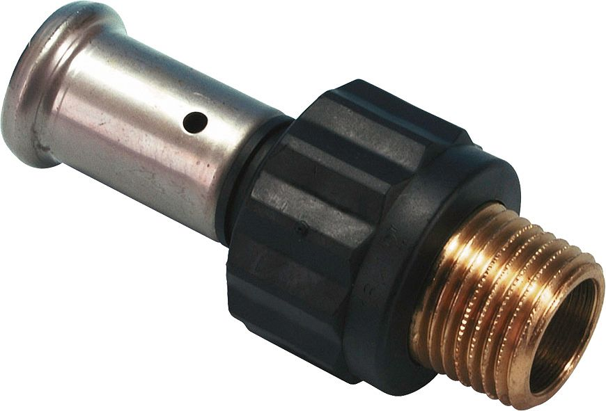 "RACC.A SERT.SYNTHETIQUE HENCO 1/2""M-20MM"