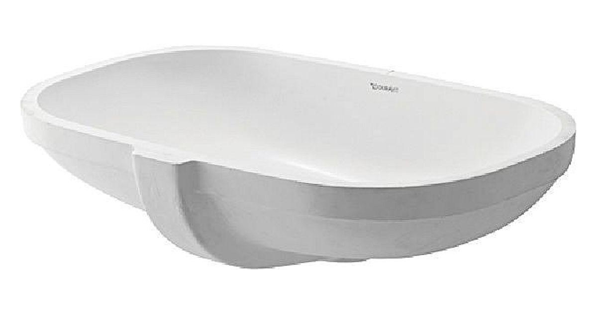 Nieuwe Badkamer Berekenen ~ onderb lavabo d code dur 49,5x29cm wit  desco be