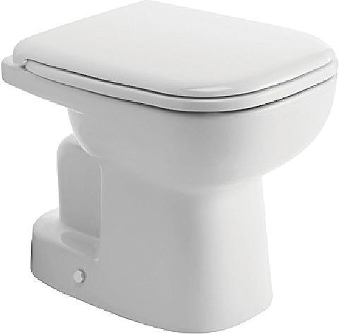 WC-POT D-CODE DURAVIT C 200 WIT