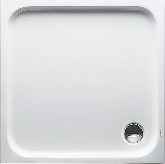 TUB ACRYL D-CODE DURAVIT  90-75-6,5 WIT