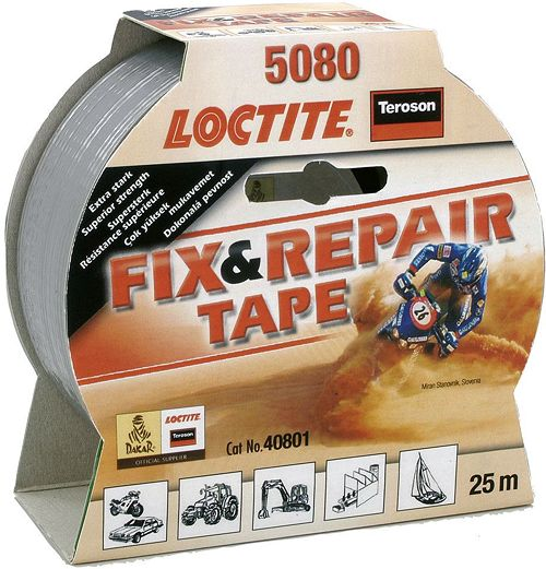 LOCTITE TEROSON 5080 FIX+REPAIR TAPE 25M