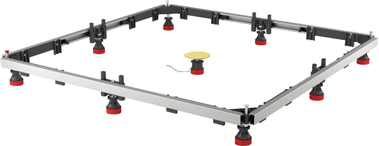 CAD.MONT.PR TUB MEPA MAX.100X100 H6,5-19