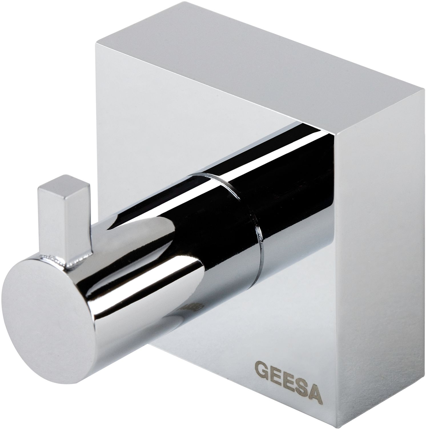 PORTE-MANTEAU SIMPLE GEESA NEXX CHROME