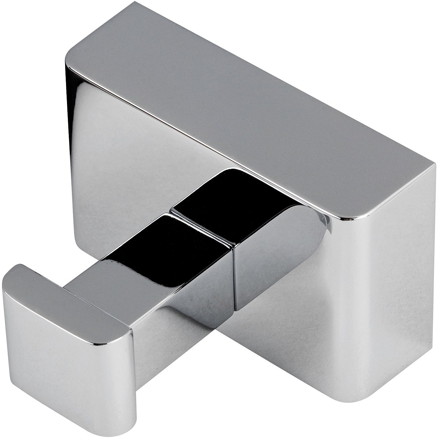 PORTE-MANTEAU SIMPLE GEESA BLOQ CHROME