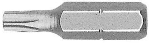 CASSETTE D'EMBOUTS (3 PCS) TORX T25 HIT.