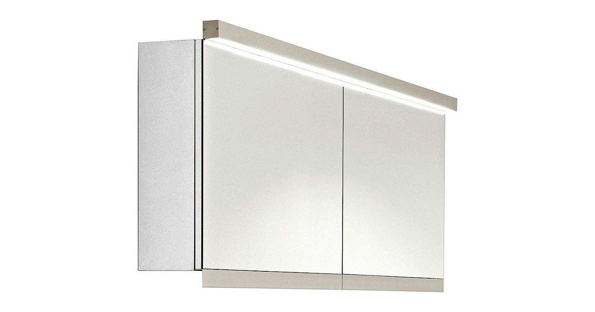 Nieuwe Badkamer Berekenen ~ spiegelkast c40 new+licht hor157cm wit  desco be
