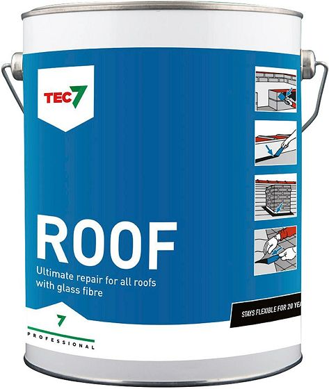 DAKHERSTELLINGSPASTA ROOF 7 BUS 1KG