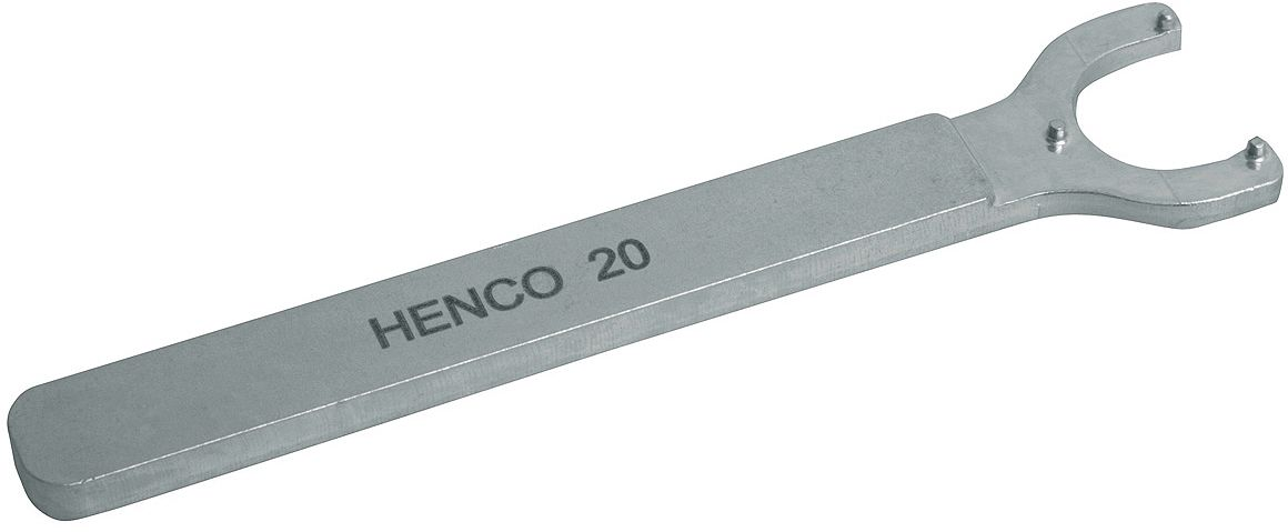 HENCO VISION SLEUTEL 20MM