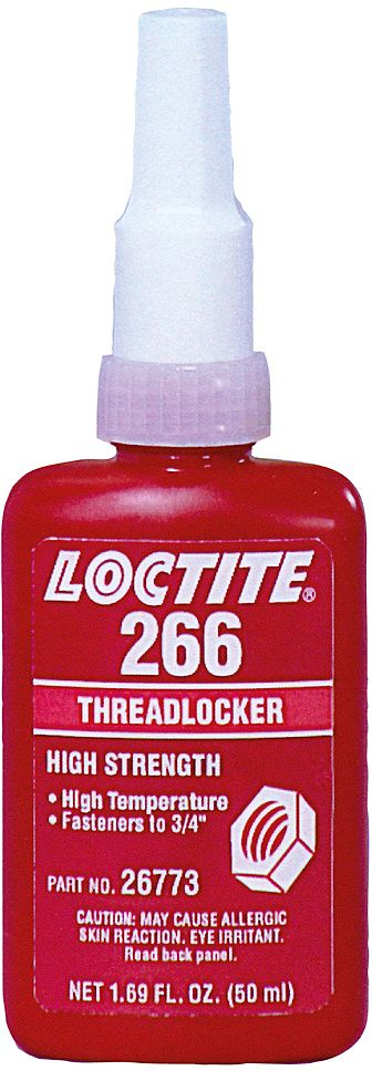 LOCTITE 266 AFDICHTING ZONNEPANELEN 50ML