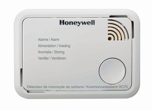 DETECTEUR DE CO XC70 HONEYWELL