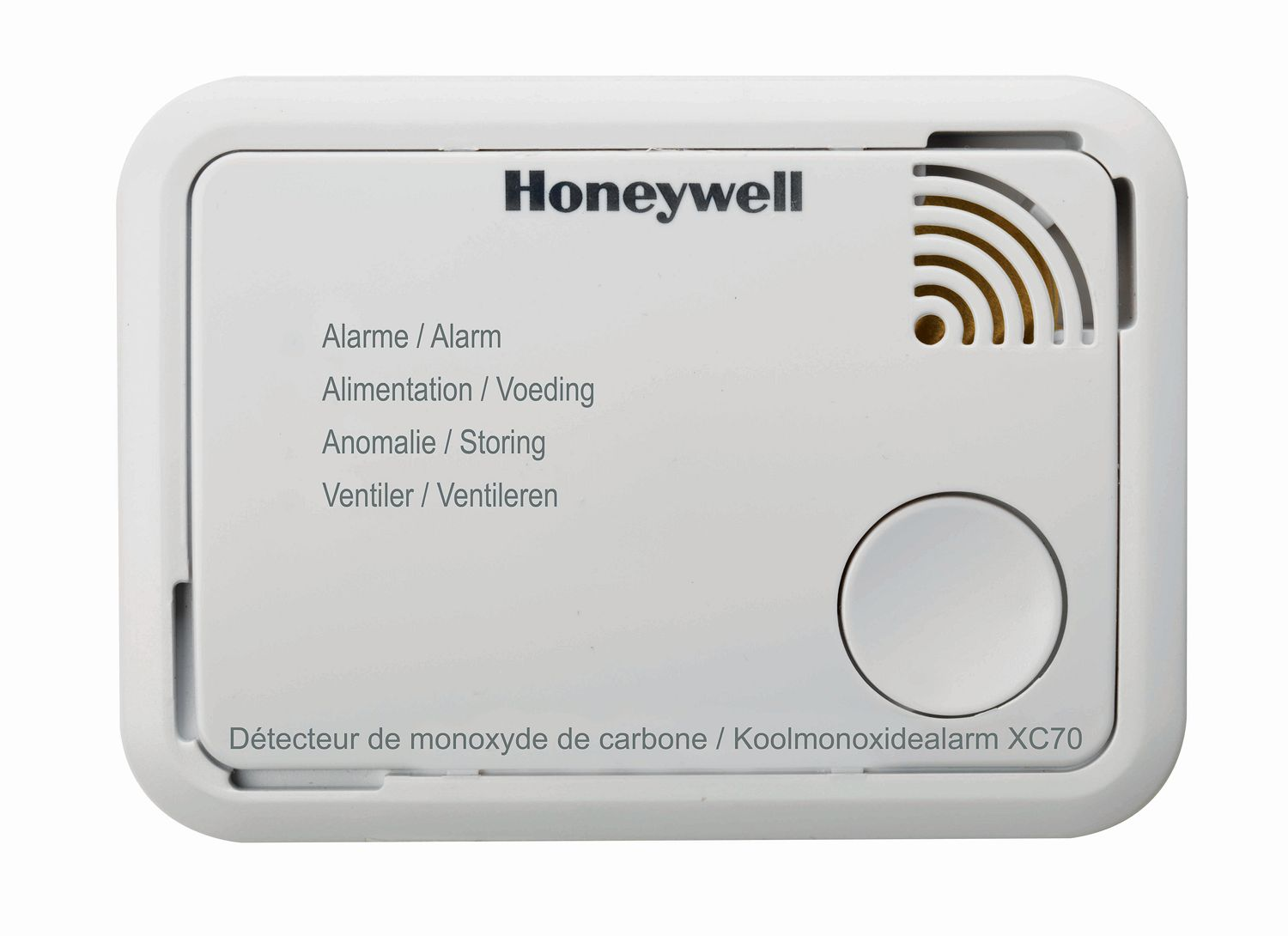 CO-DETECTOR XC70 HONEYWELL