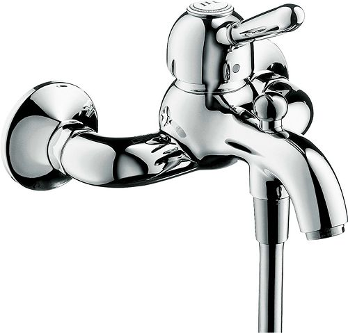 MITIG.BAIN/DOUCHE CARLTON HG CHROME