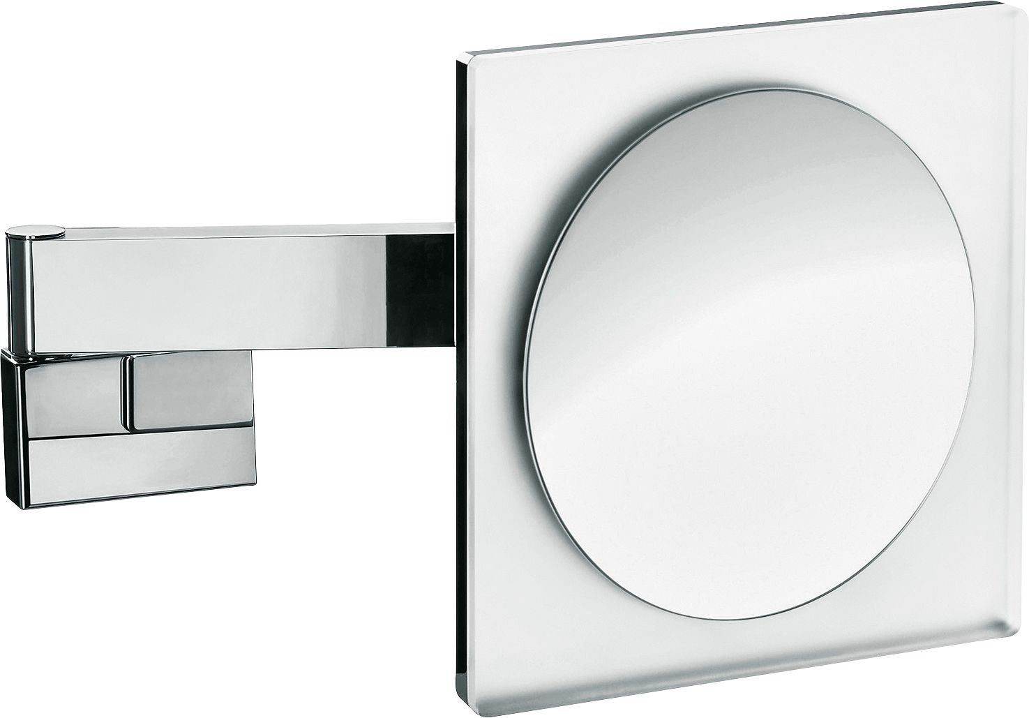 MIROIR GROSSISS.5X EMCO 2BRAS+ECL.LED CH
