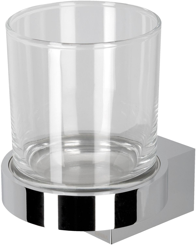 GLASHOUDER+GLAS WAND GEESA NEXX CHROOM
