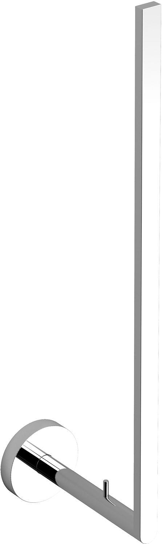 RESERVE WC-PAPIERHOUDER FLAT CLOU CHROOM