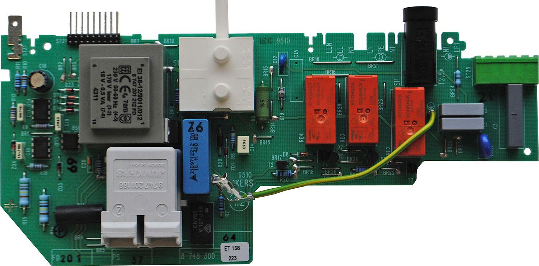 CIRCUIT IMPRIME JUNKERS Z(W)R-ZWE 230V