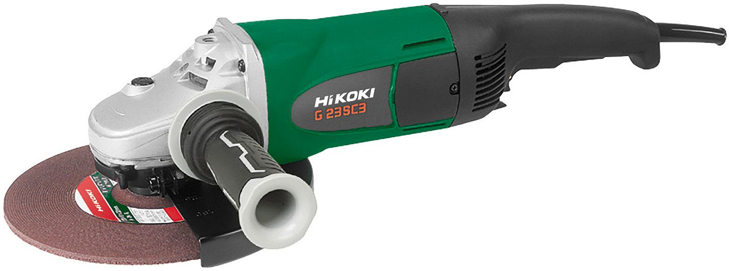 HAAKSE SLIJPER 230MM 2300WATT HITACHI