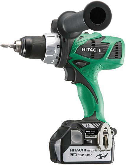 PERCEUSE-VISSEUSE S.FIL 18V 67Nm HITACHI