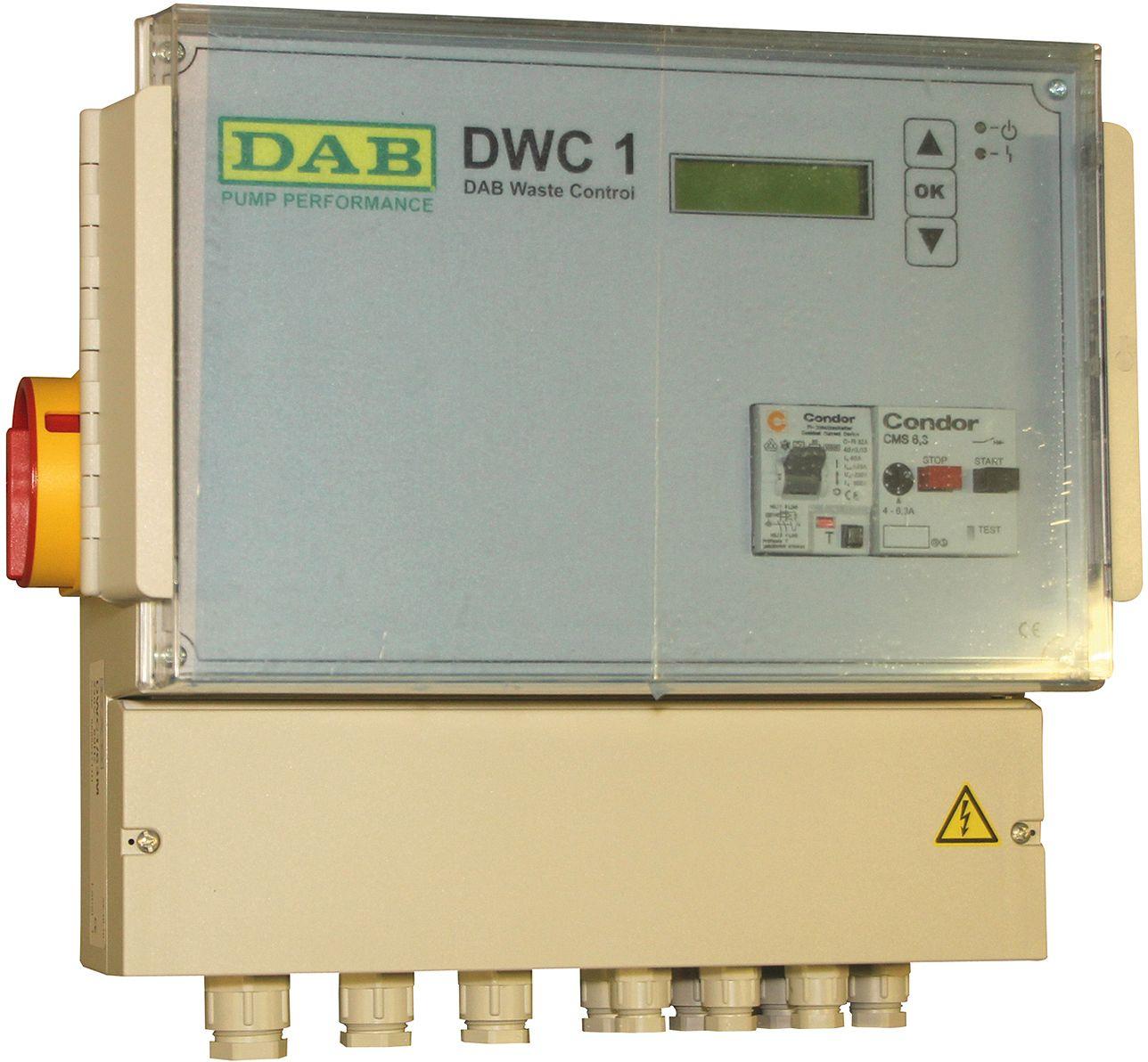 SCHAKELKAST DWC 1/63 DAB V.1xFEKA550/750