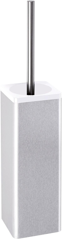WC-BORSTELGARNITUUR HEWI 805 WIT-INOX