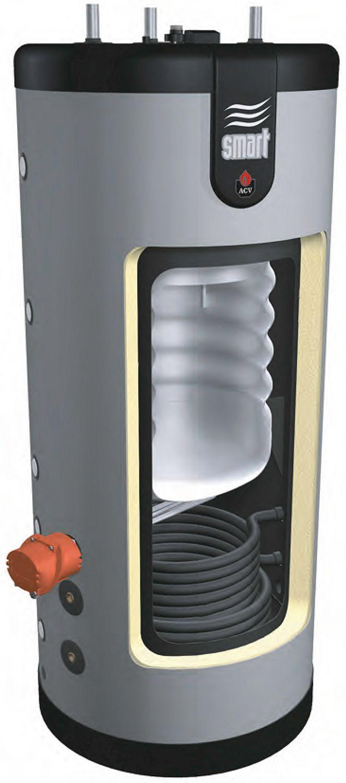 MULTI-ENERGIE BOILER ACV SMART ME 200L