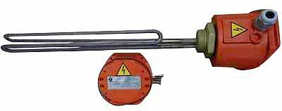 WEERSTAND ACV BOILER 6KW 3x400V