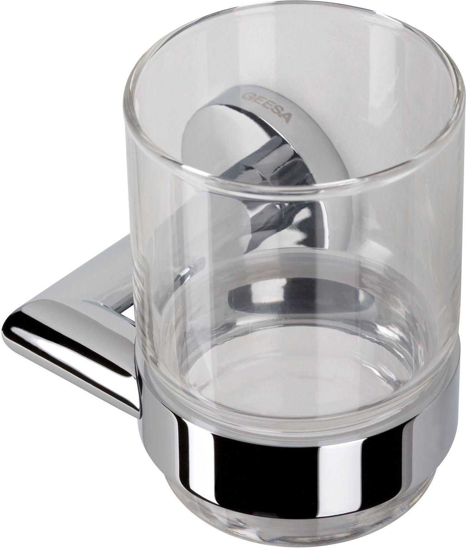 GLASHOUDER+GLAS WAND GEESA NEMOX CHR