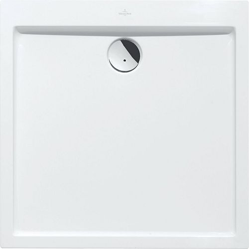 TUB ACRYL SUBWAY V&B 90-90-3,5 BLANC