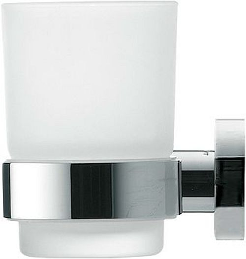 GLAS+HOUDER D-CODE DURAVIT LINKS