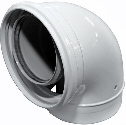 COUDE CONC.PP QUINTA 65-115 100/150 90°