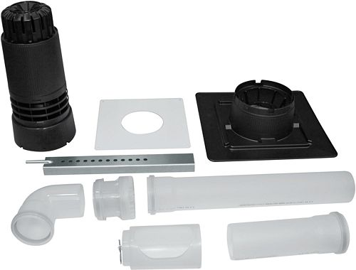 KIT ACCESS.P.FLEXIBLE PP UBBINK 80MM MUR
