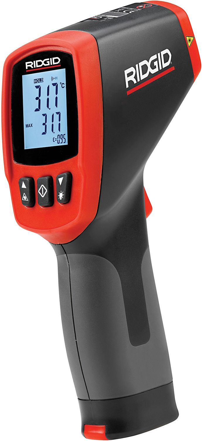 THERMOMETRE A L'INFRAROUGE RIDGID IR-100