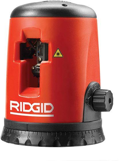 KRUISLASER+STATIEF RIDGID CL100