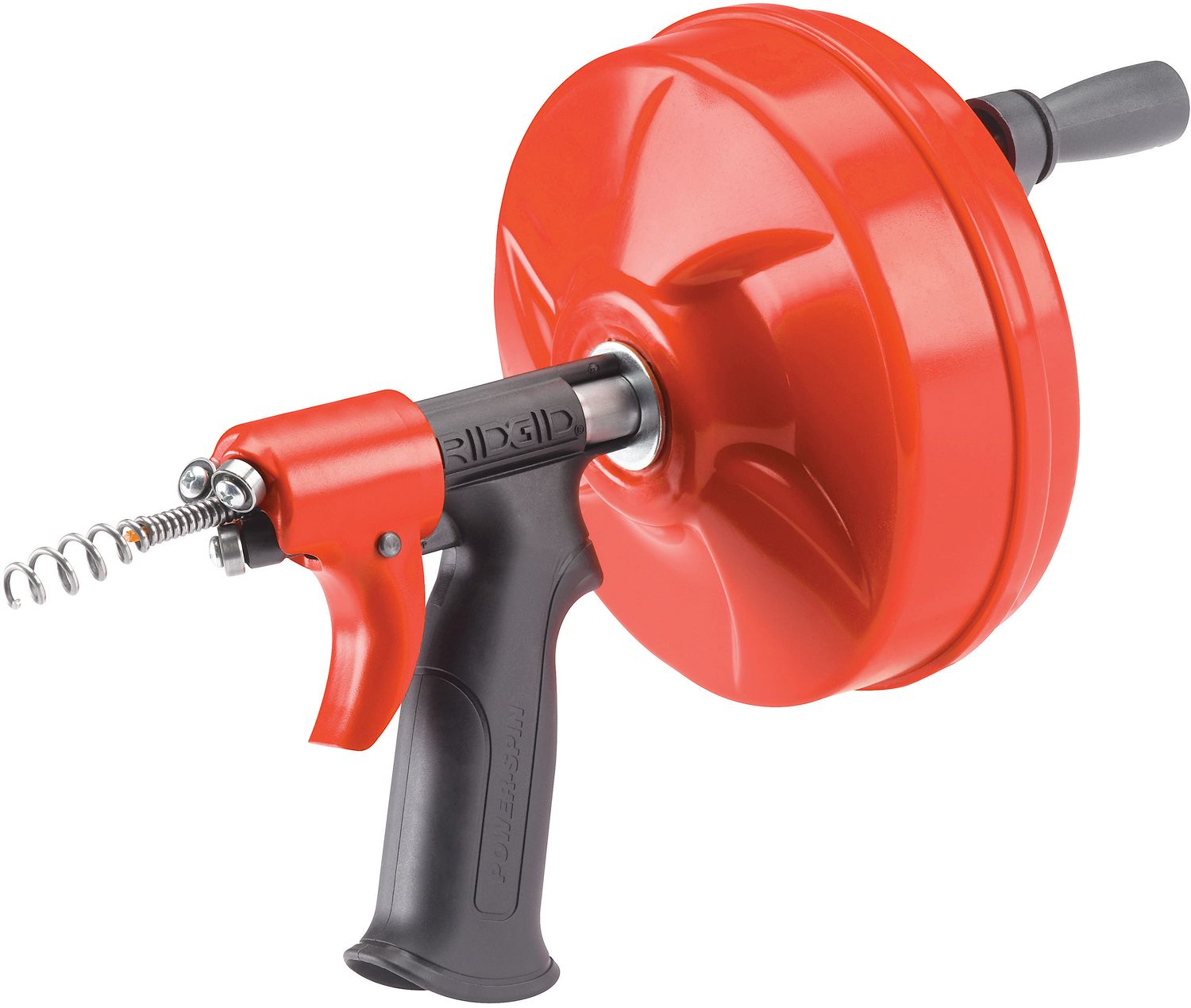 ONTSTOPPINGSMACHINE POWER SPIN RIDGID
