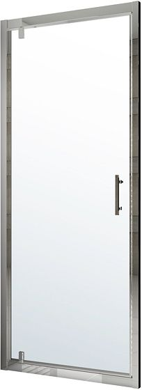 DRAAIDEUR TWIST 86-92 H195 CHROOM-HELDER